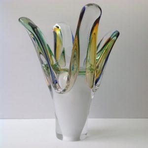 As- crown U13 Kristaleglas Inh. 270 ml Afm. 35 x 21 cm € 240,00