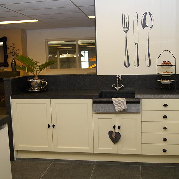 keuken hardsteen blad