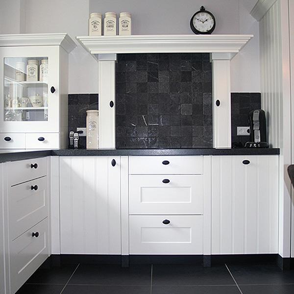 Natuursteen Blad Keuken : keuken natuursteen keukenblad keuken hardsteen blad