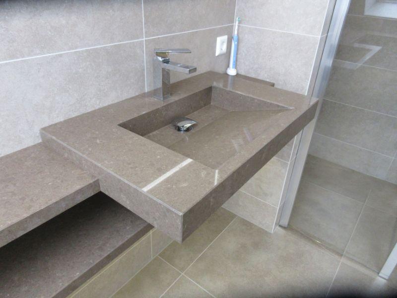 Dorpel Badkamer Graniet : Badkamer peterse natuursteen veghel